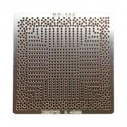 Stencil D882p55 0.40mm Reballing Bga Calor Direto - G20