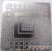 Stencil Geforce Go7400-n-a3 Kf Bga Calor Direto Reballing