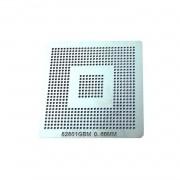 Stencil Intel 82801gbm Bga Calor Direto Reballing - G3