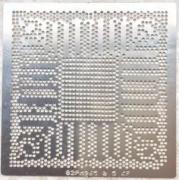 Stencil Intel 82pm965 Bga Calor Direto Reballing