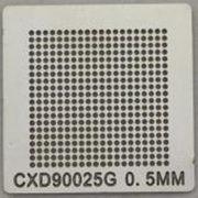 Stencil PS4 CPU CXD90025G 0,50mm