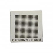 Stencil PS4 CPU CXD90025G 0,50mm - GM15