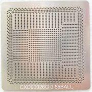Stencil PS4 GPU CXD90026G 0,55mm