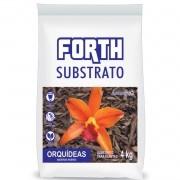 Substrato Orquideas Forth Madeiras Nobres 4kg