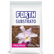 Substrato Orquideas Forth Mix Pinus, Carvao, Coco 1Kg