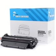 Toner Compativel Ce255a 55a 100% Novo Hp