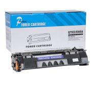 Toner Compativel Q7553a 7553a 53a 100% Novo Hp