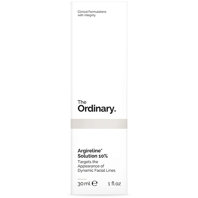 The Ordinary Argireline Solution 10% 30ml Importado Antirrugas Solução Rugas Linhas Finas