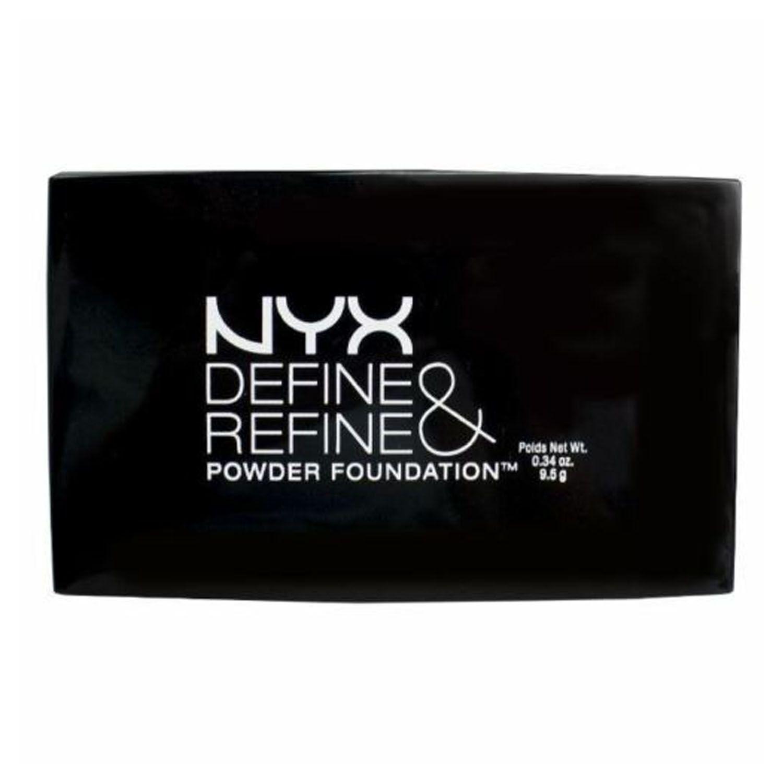 Base Em Pó Nyx Define e Refine Powder Foundation