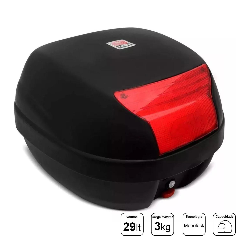 Bau Bauleto Givi E29n 29 Litros Universal Moto Monolock