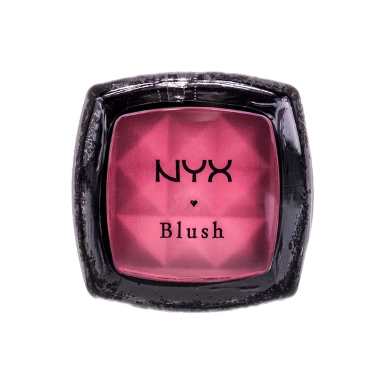 Blush Powder Fard À Joues Nyx Em Pó Brilho Natural