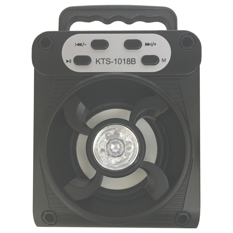 Caixa Som Portátil Bluetooth 5w RMS Celular Sd Usb Radio Fm