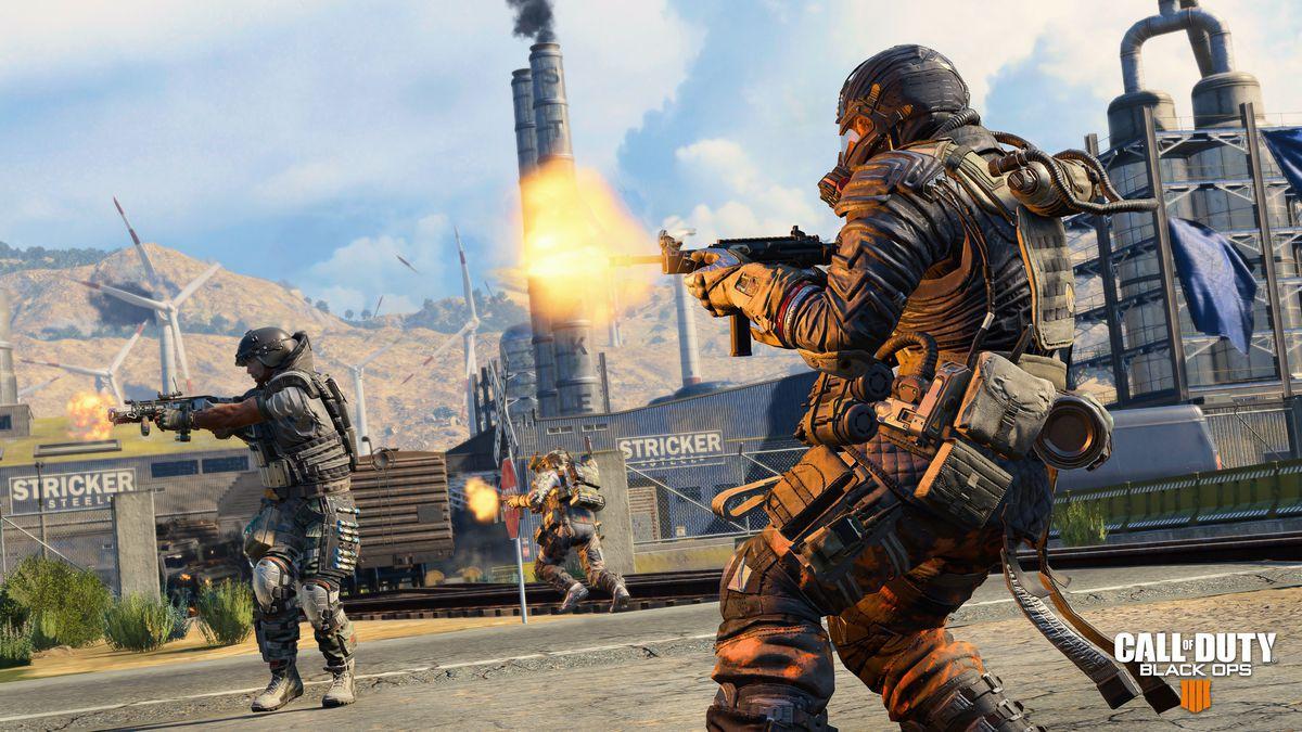 Call of Duty Black Ops 4 Mídia Física Original PS4 Lacrado