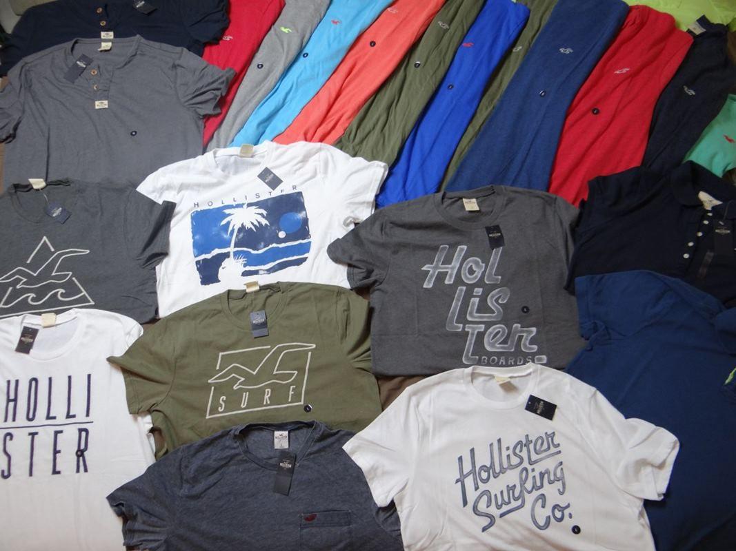 Camisetas Aeropostale Hollister Masculina