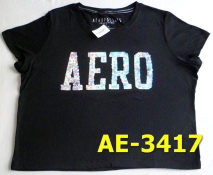 Camisetas Aeropostale Hollister Tommy Femininas