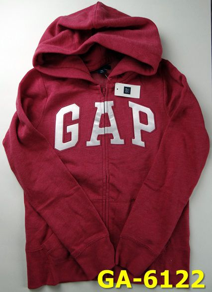 Casaco Moletom Gap Infantil Crianca Original Blusa Capuz Zip
