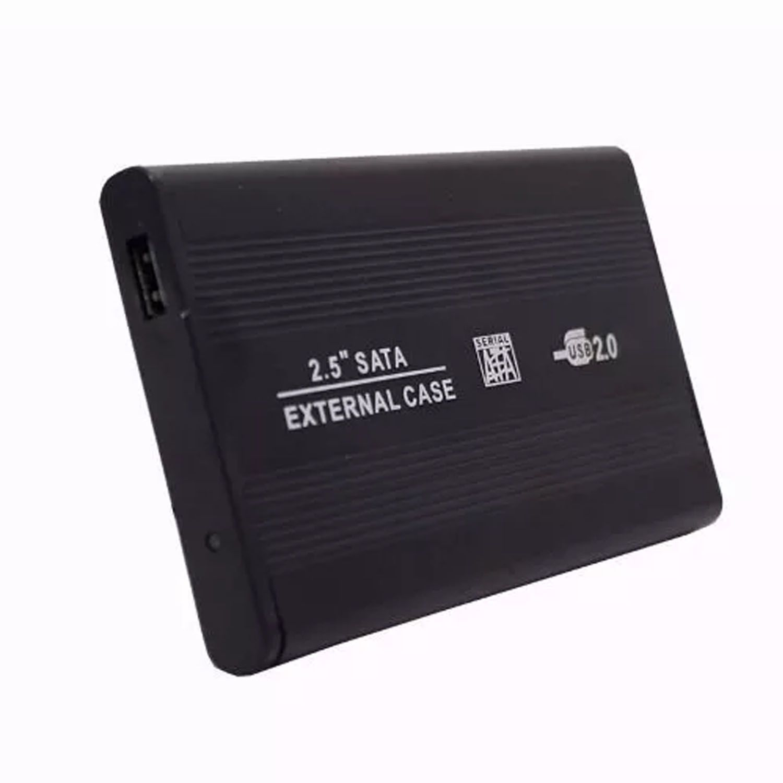Case Disco Rígido 2.5 Polegadas 6gbps HD Externo USB Sata
