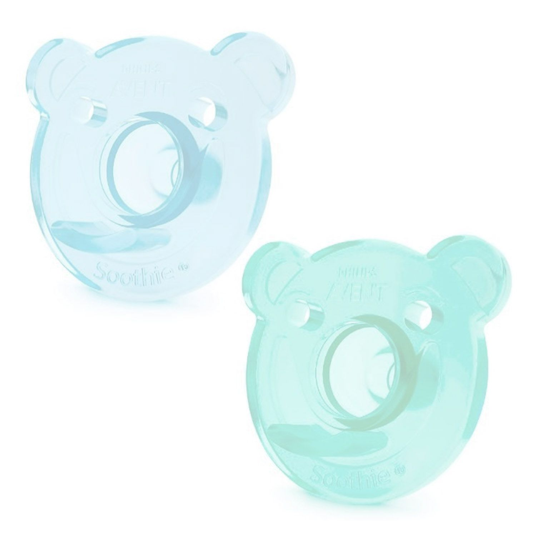 Chupeta Philips Avent Calmante Kit 2un 0-3m Urso Ursinho
