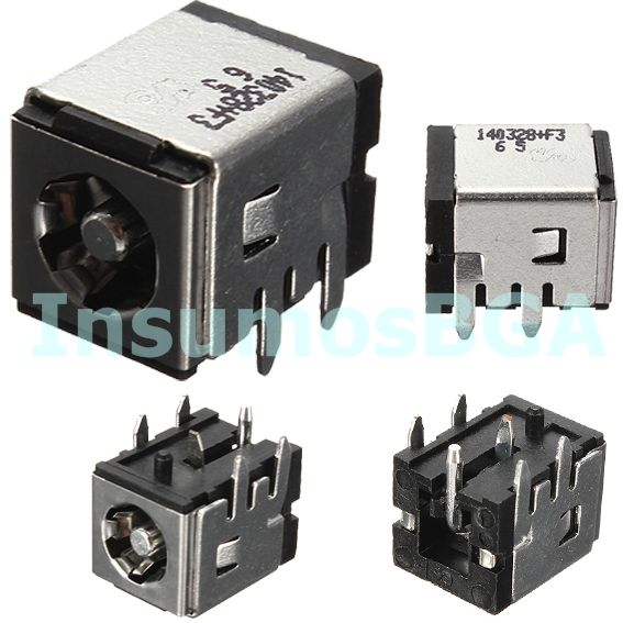 Conector Dc Jack Power Asus G73 G50 G75 G72 G74 G60 X71