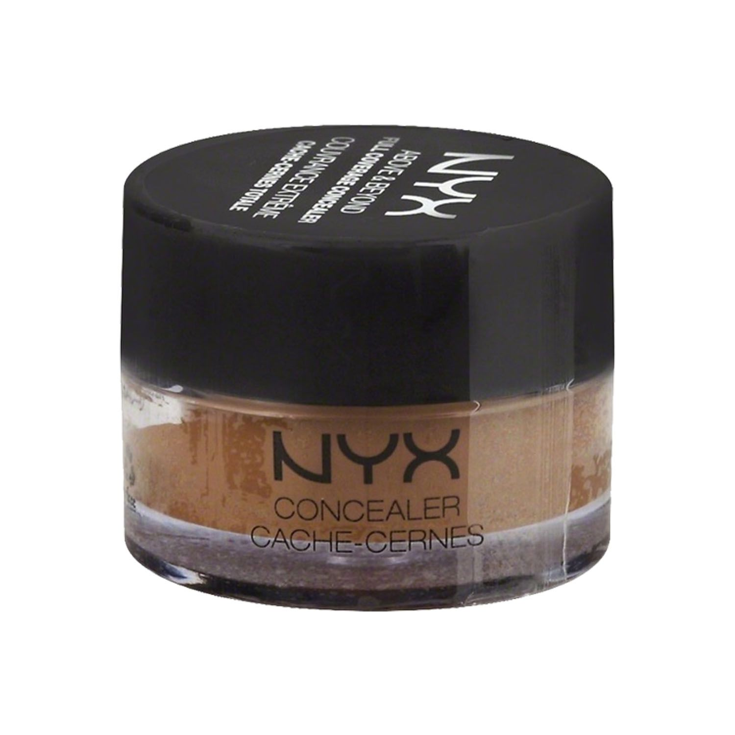 Corretivo Facial Full Coverage Concealer Jar Maquiagem Nyx