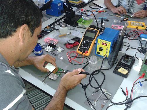 Curso de Manutencao de Celulares Smartphones Tablets em Sao Jose dos Campos SJC Taubate Pindamonhangaba SP Vale do Paraiba