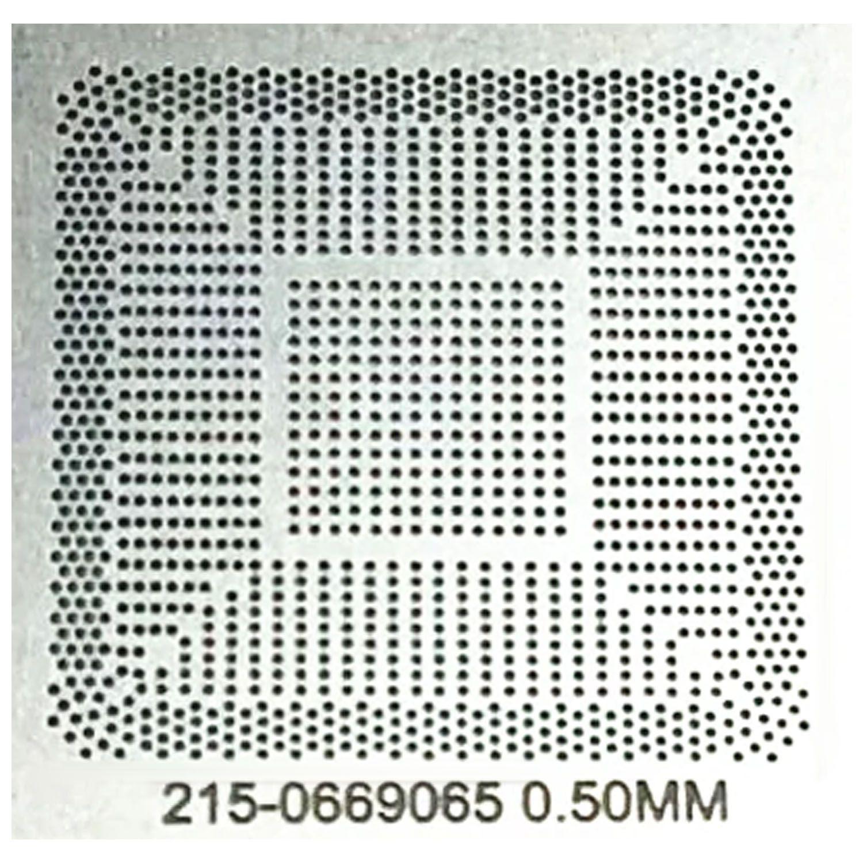 Estencil Ati 215-0669065 HD 6990 Stencil Calor Direto 0,5mm - G9