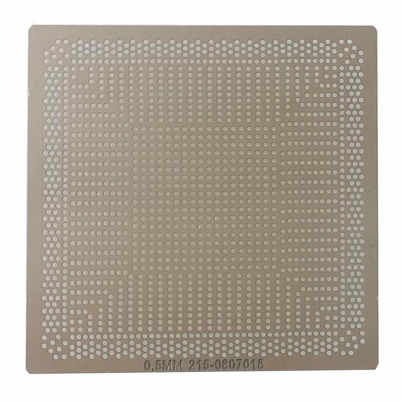 Estencil ATI 215-0807018 HD 6970 Stencil Calor Direto 0,5mm - G31