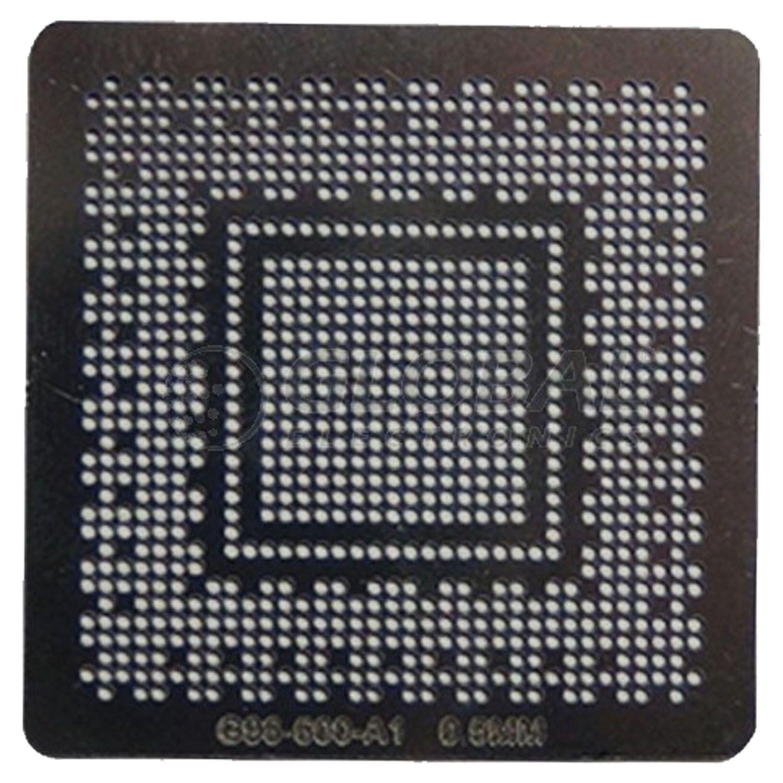 Estencil G96-600-A1 Nvidia GT 440 Stencil Calor Direto 0,5mm - G15