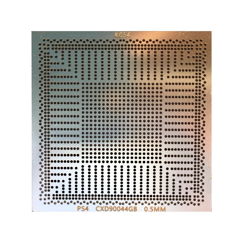 Estencil Ps4 Pro Cxd90044gb Stencil 4 4k Calor Direto 0,5mm - GM29