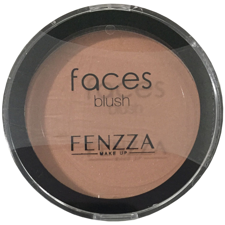 Faces Blush Iluminador Contorno Rosto Matte Maquiagem 12g