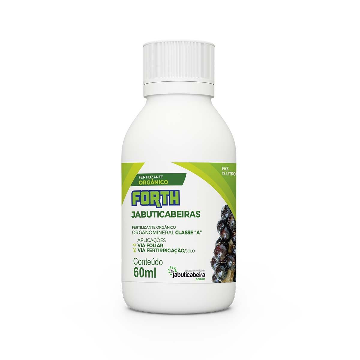 Fertilizante Forth Jabuticabeiras 60ml