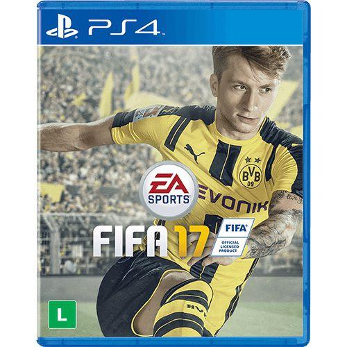 FIFA 17 Mídia Física Original PS4 Lacrado