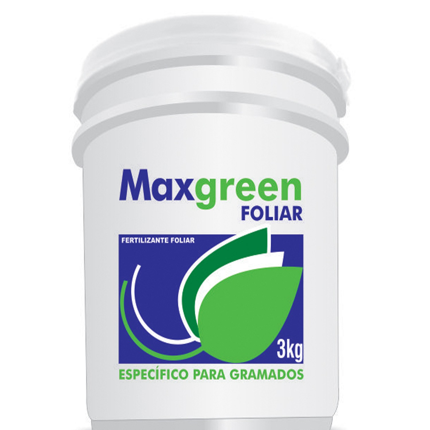Adubo Fertilizante Forth Maxgreen Foliar Gramado 3kg
