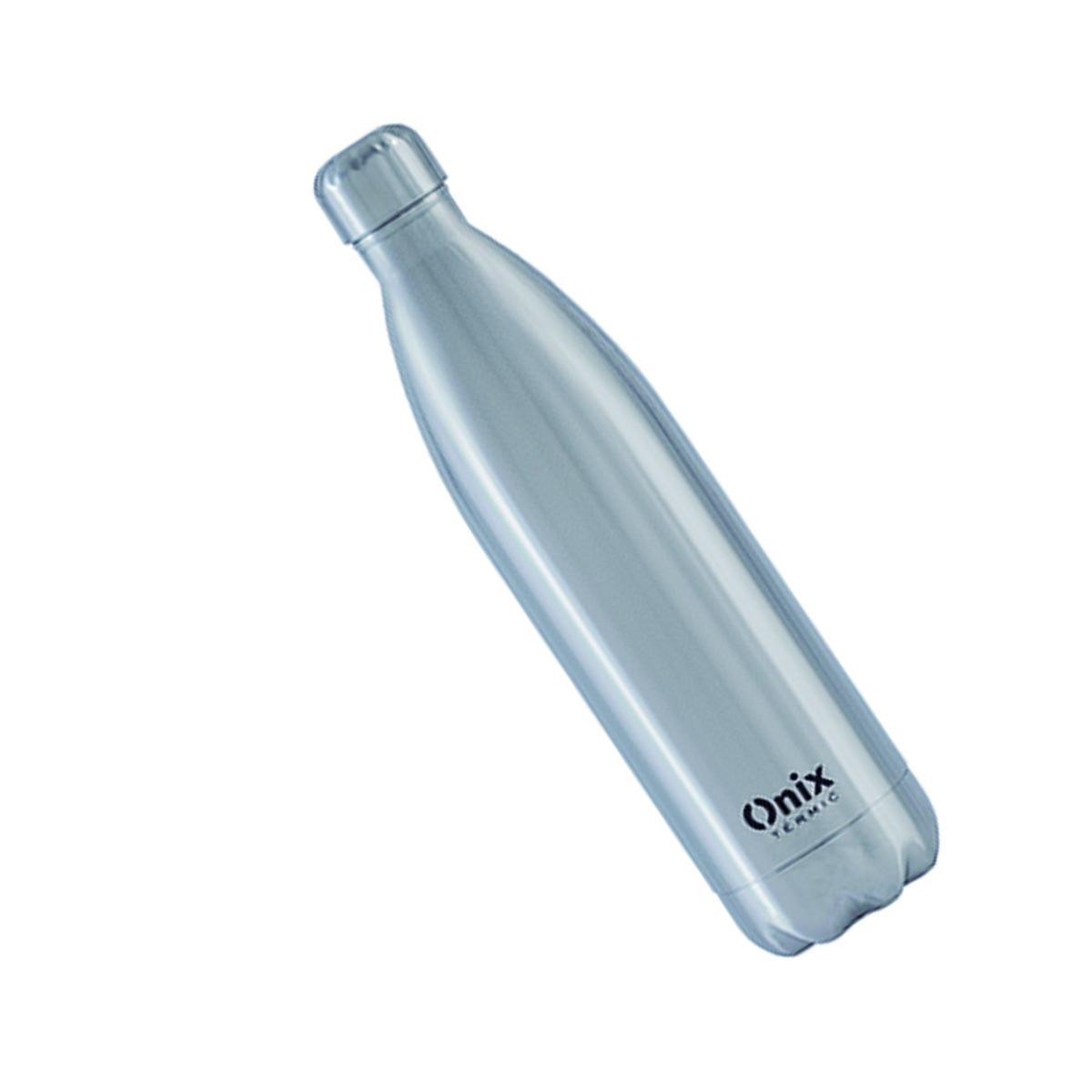 Garrafa Paramount Plásticos Aço Inox 1000 Ml