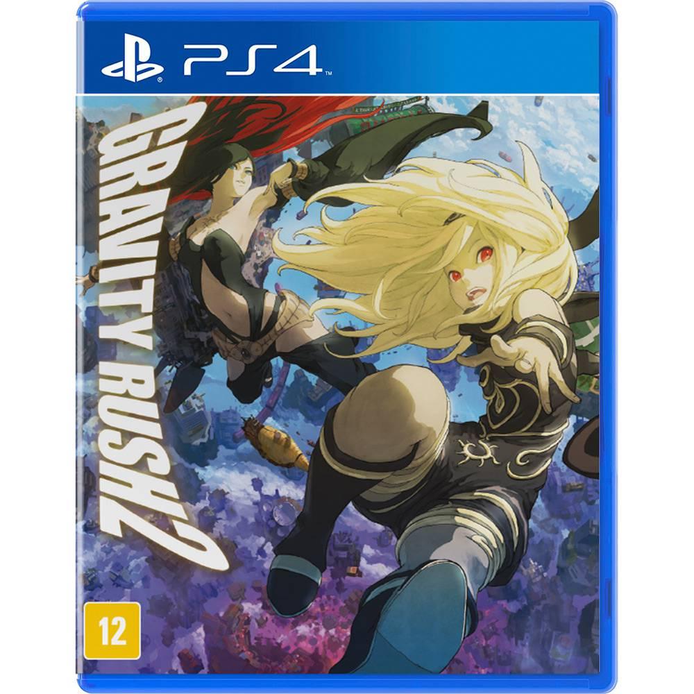 Gravity Rush 2 Mídia Física Original PS4 Lacrado