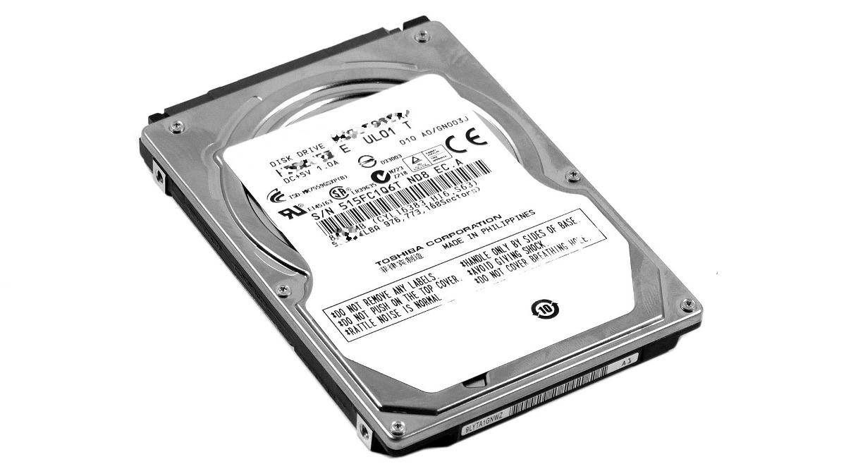 Hd Interno Sata Notebook 160gb