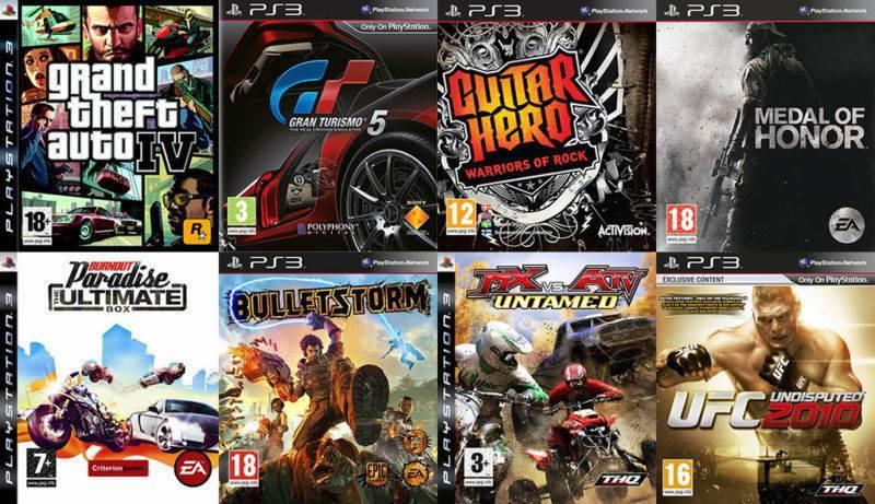 Jogos PS3 Midia Fisica Usados Originais Games Baratos