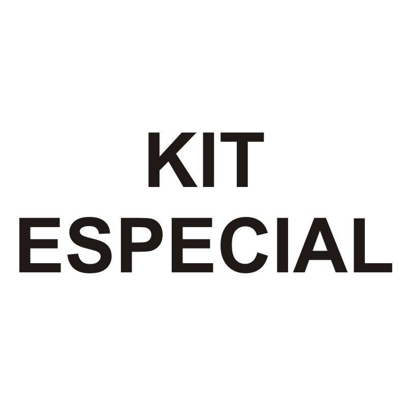 Kit Fluxo Nc-559-asm Stencil 215-0821060 Solda 0.5mm Suporte