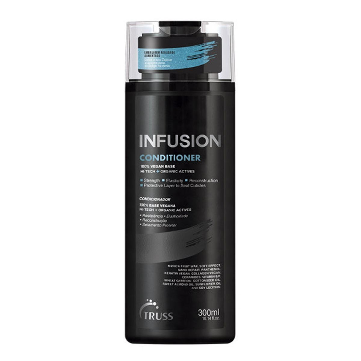 Kit Truss Shampoo + Condicionador Infusion 300ml