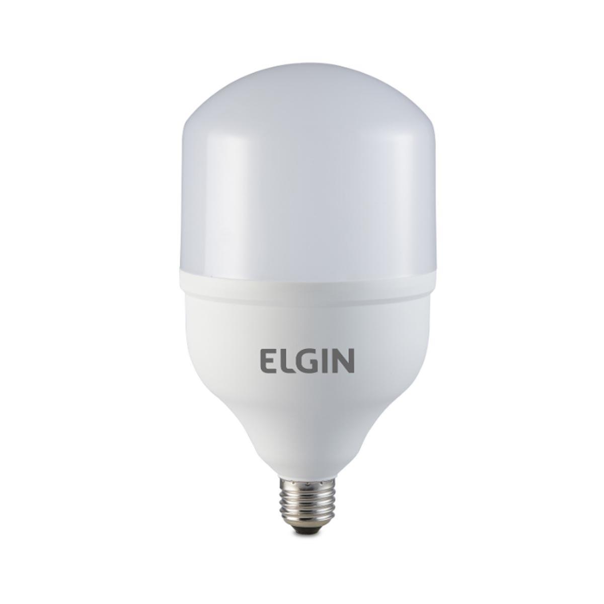 Lâmpada Elgin Led Super Bulbo Alta Potência 30w E27 6500K Bivolt