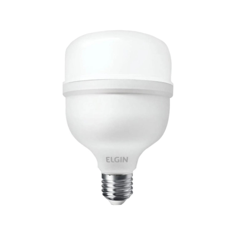 Lâmpada Elgin Led Super Bulbo Alta Potência 50w E27 6500K Bivolt