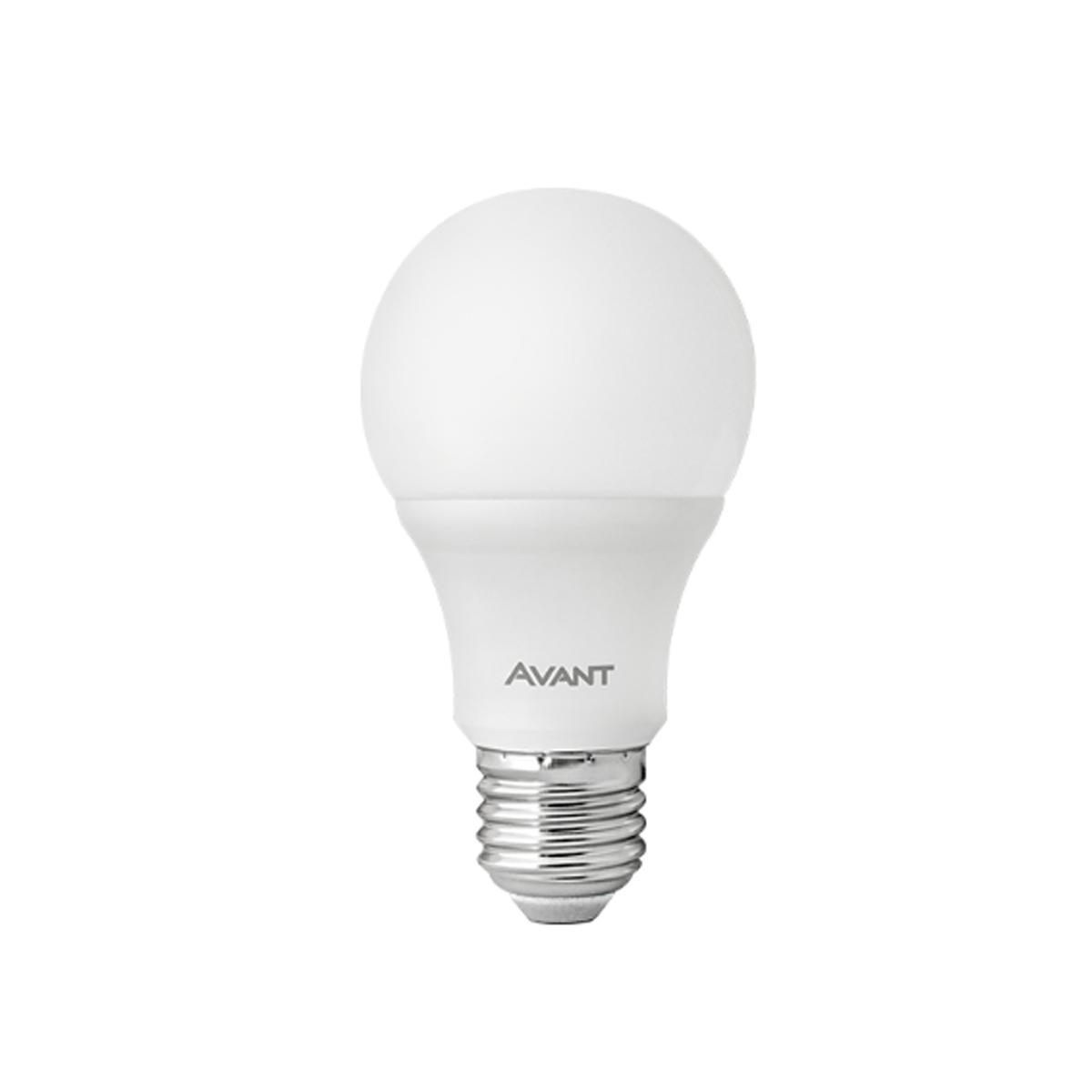 Lâmpada Led Pera 9W 6500K Soquete E27 Branco Frio Bilvolt