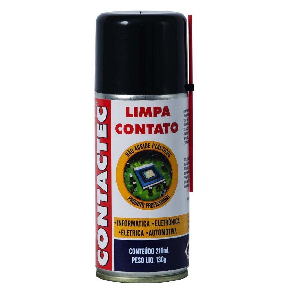 Limpa Contato Eletronicos Instantaneo Profissional Spray Bga Implastec