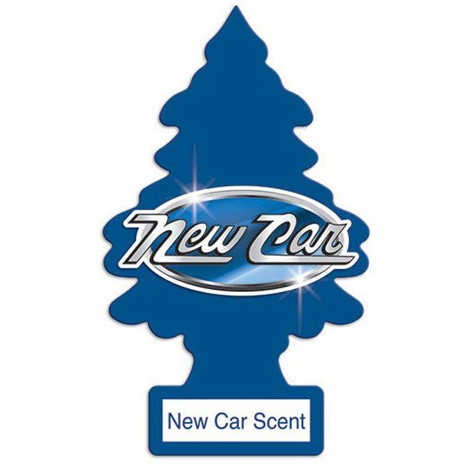 Little Trees Aromatizante New Car Scent Air Freshener Automotivo