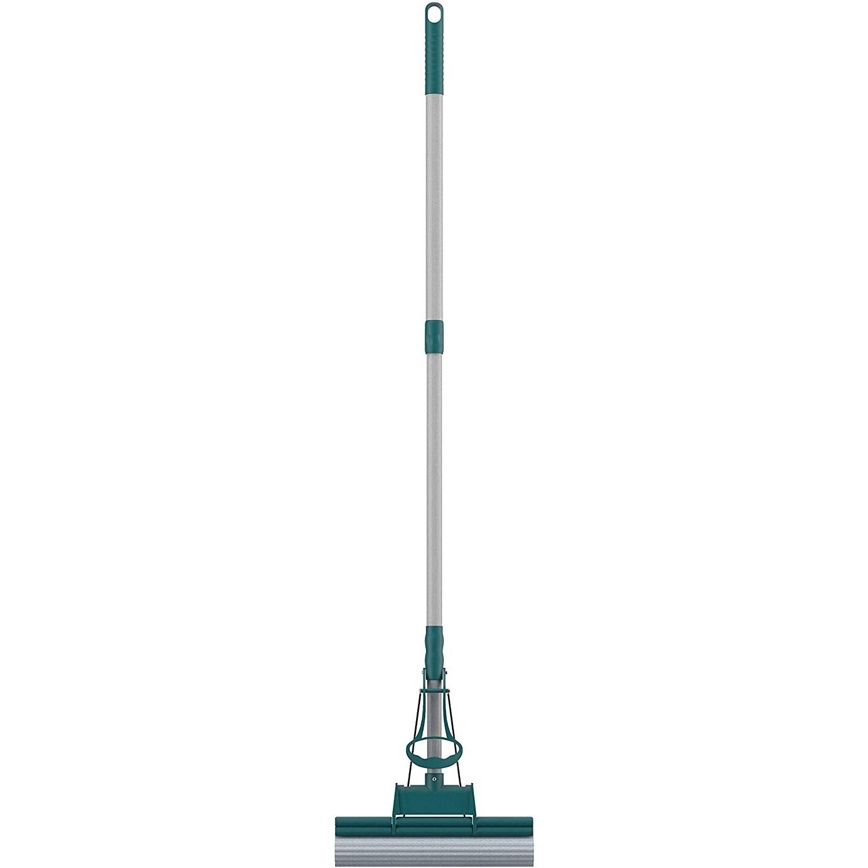 Mop Limpeza Geral Plus Cabo Telescópico Rodo Mágico Esponja 7671