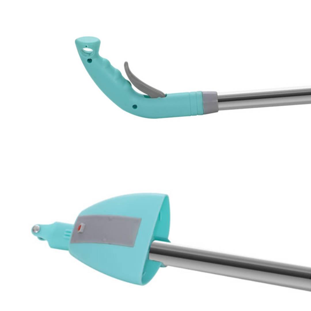 Mop Spray 123 Útil Rodo Magico Esfregão Com Reservatório Microfibra - UD344