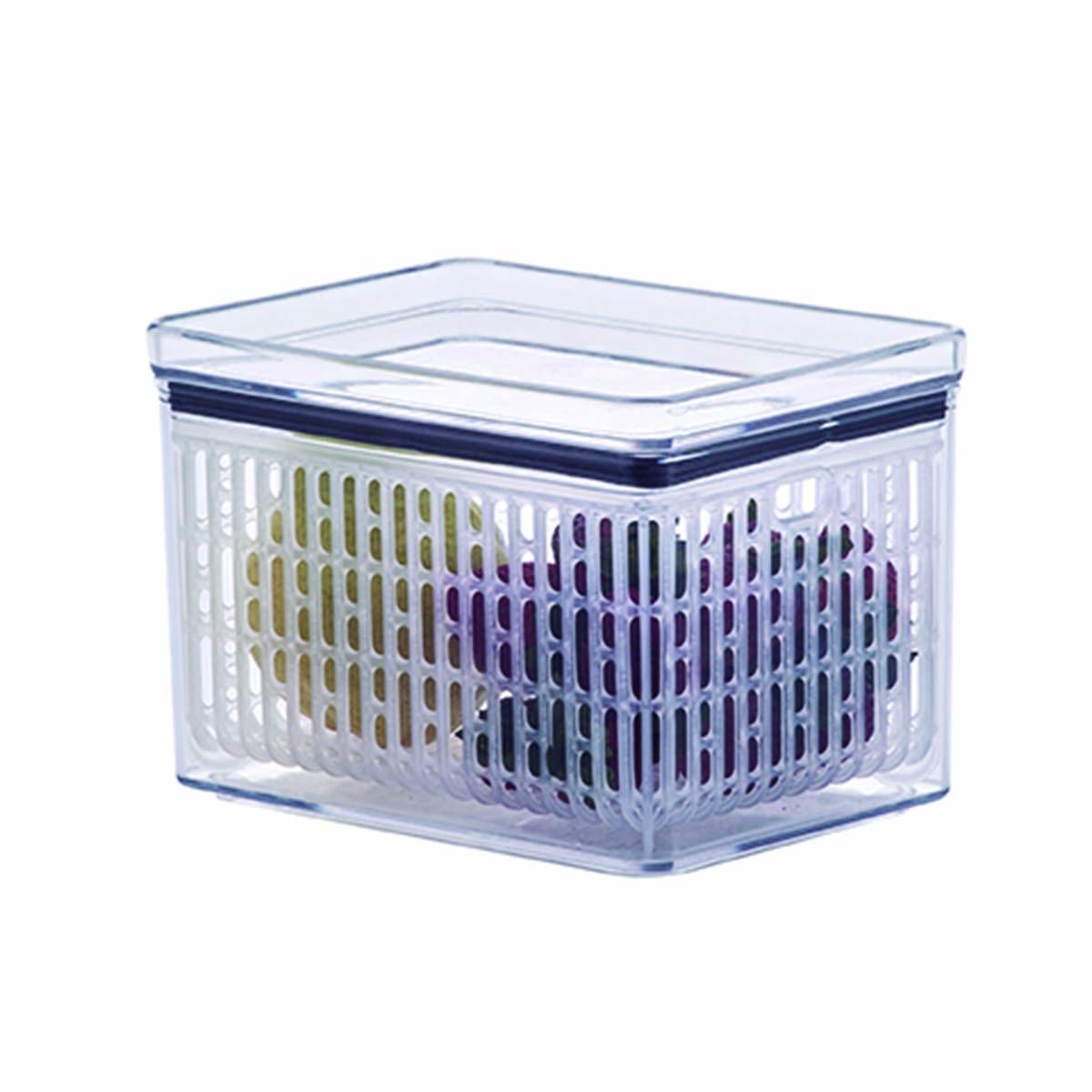 Porta-Tudo Paramount Plásticos Fresh Hermético Lumini 1.800 Ml