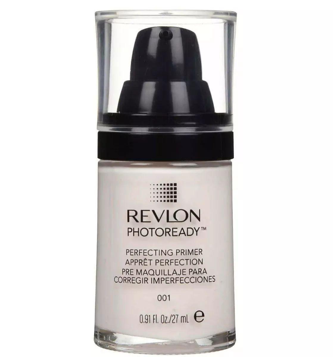 Primer Facial Revlon Photoready 27ml Pré Maquiagem