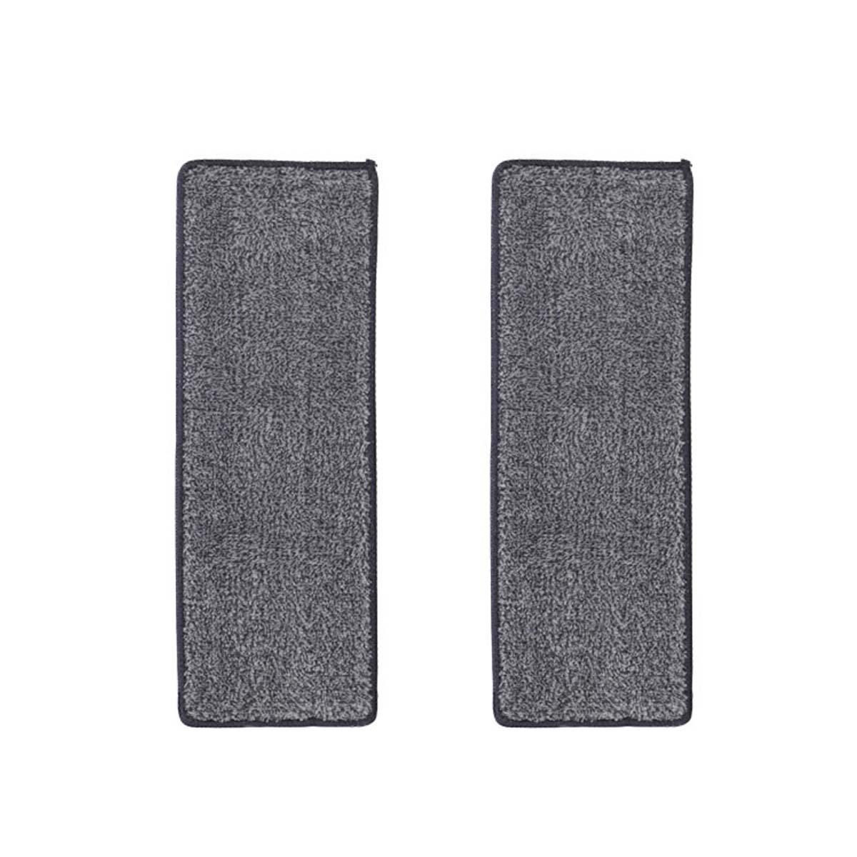 Refil De Microfibra 123 Útil Para Flat Mop Com 2 Peças – UD475