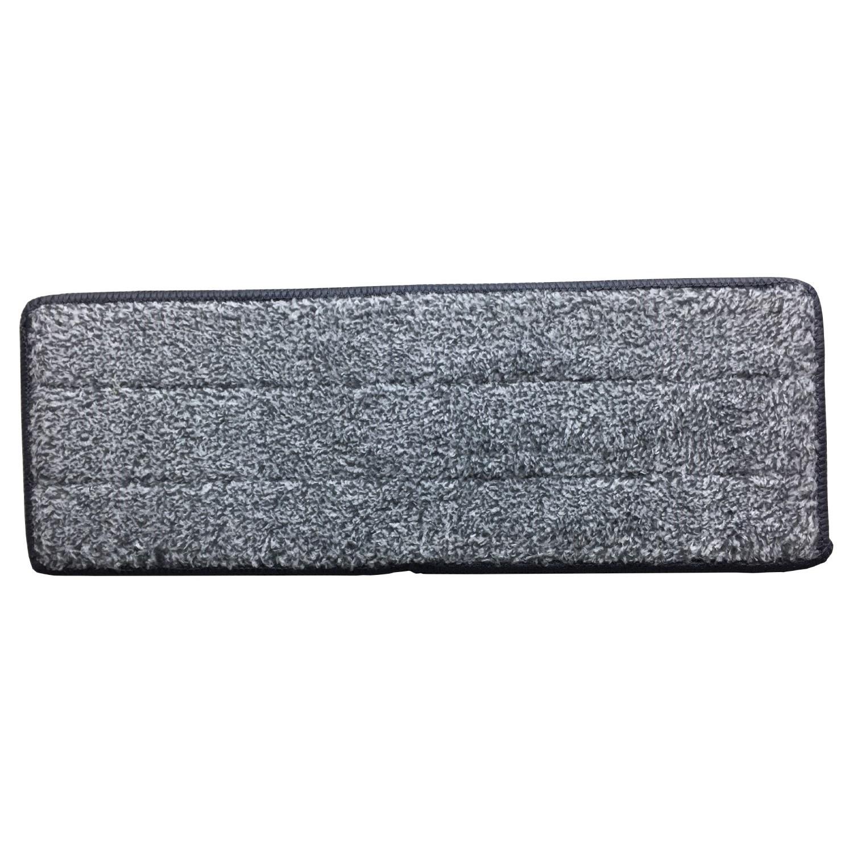 Refil De Microfibra 123 Útil Para Flat Mop Com 6 Peças – UD475